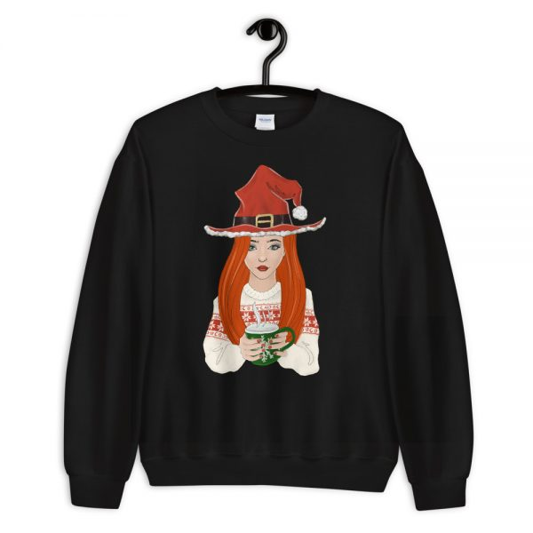 christmas witch