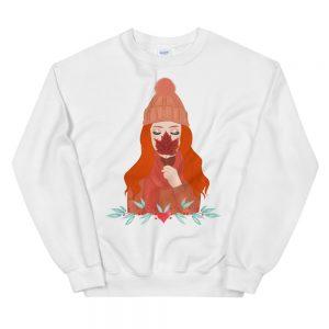 cozy autumn sweater